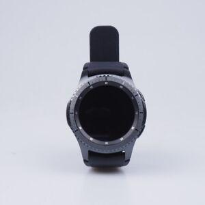 Samsung Gear S3 SM-R760 Frontier Bluetooth Smart Watch - Negro