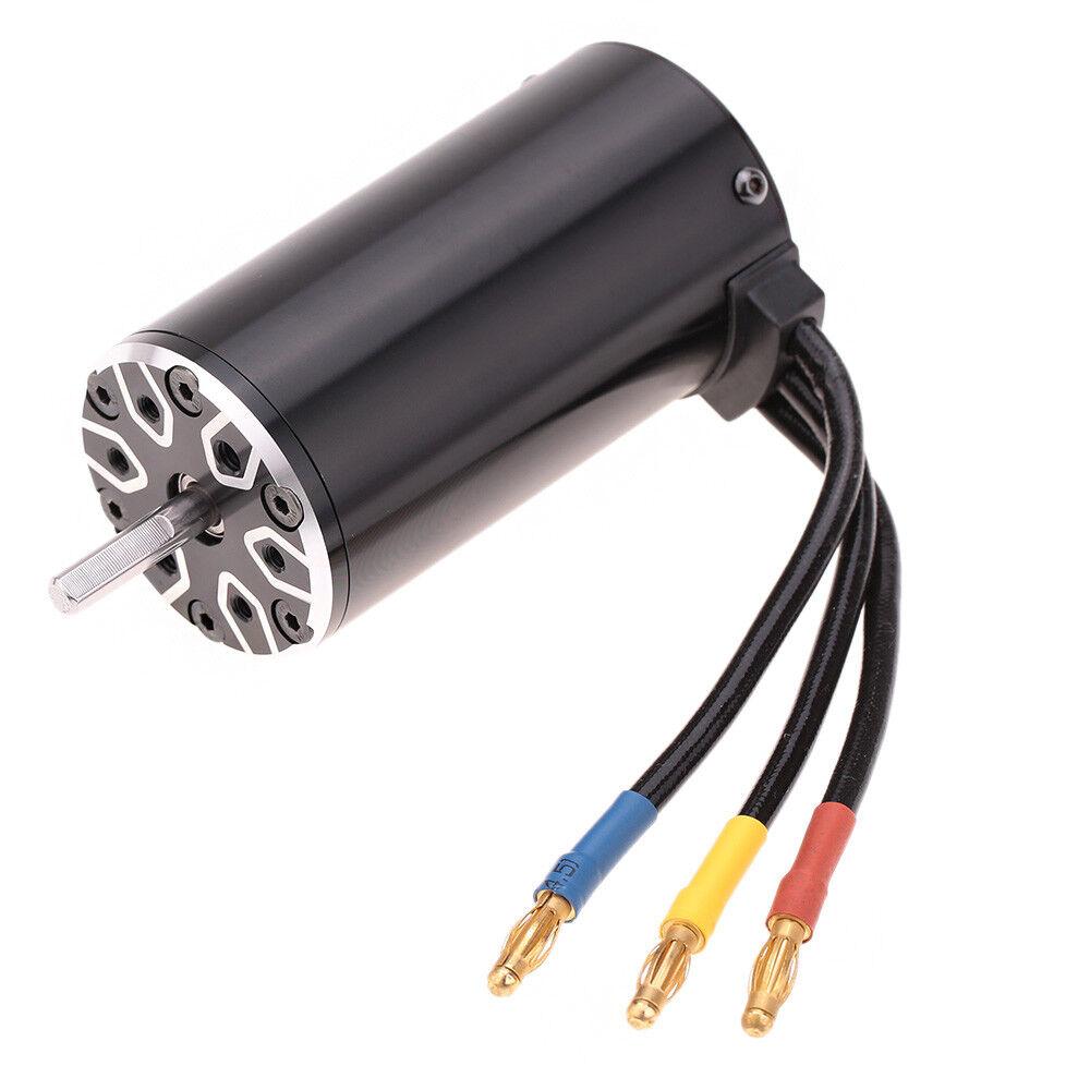 Brand New 4076 2000KV 4P 4P 4P Sensorless Brushless Motor For 1 8 RC  Car J4C8 6e9b73