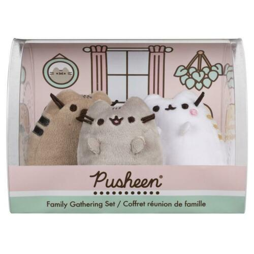Pusheen Gund Family Collector Set