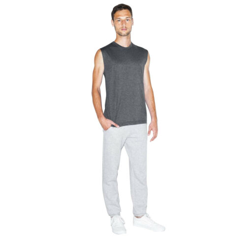 American Apparel Unisex Adults Muscle Tank BC4611