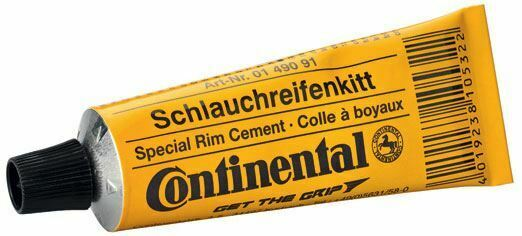 Continental Cement for Carbon Rims 25g Tube  Box of 12