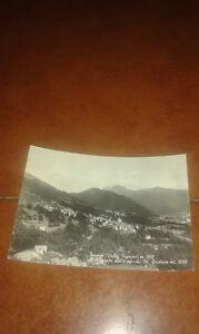 CARTOLINA-TOCENO-VALLE-VIGEZZO-TRAMONTO-MONTE-GRIDONE-FG-VG-NEL-1963