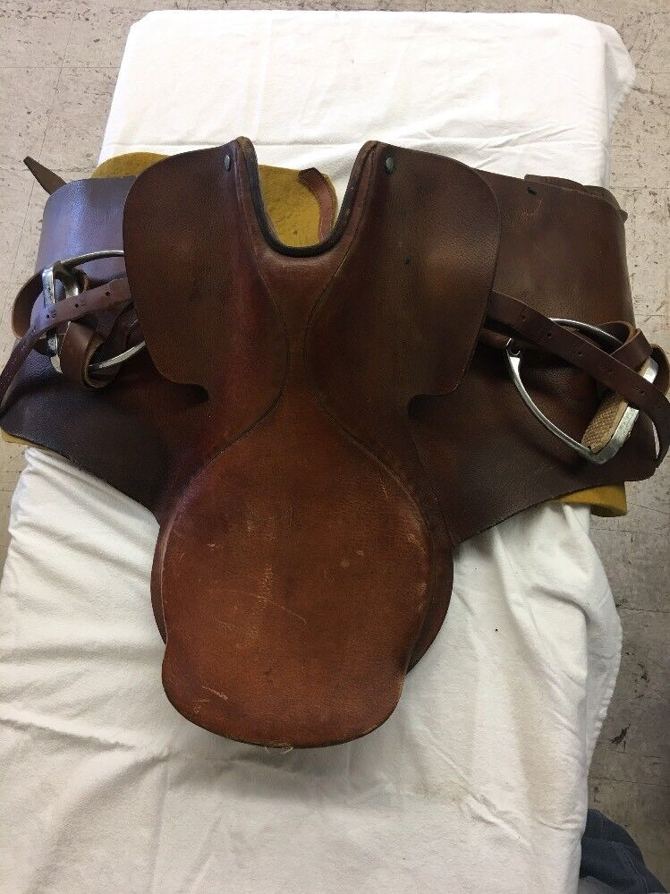 Vintage J. A. Barnsby Close Contact Saddle   Saddle for All Nations  (po61)  wholesale price and reliable quality