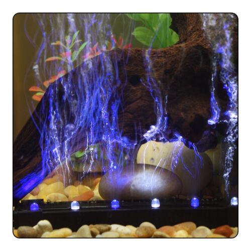 """ViaAqua 18/"""" RGB Color LED Submersible Air Bubble Light Underwater Aquarium Fish"""