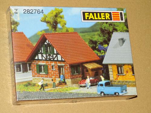 FALLER ( 282764 ) MAISON DE LOTISSEMENT EN BOITE SOUS BLISTER ECHELLE Z 1/220