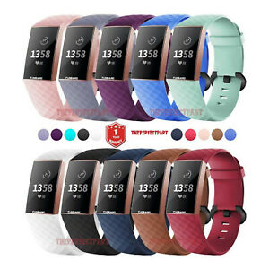 For-OEM-Fitbit-Charge-3-Replacement-Wrist-Band-Silicone-Bracelet-Watch-Rate-Fit