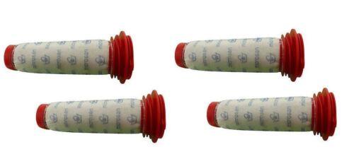 4 X Microsan Stick Filter for Bosch bbh51830//01 bbh52550//01 athlète Cordless