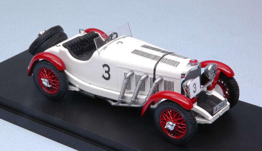 Mercedes ssk   3 gewinner irischen gp eireann wm 1930 r. caracciola 1 43 modell rio