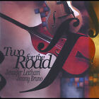 Two for the Road * by Jimmy Bruno/Jennifer Leitham (CD, 2005, Azica Records)