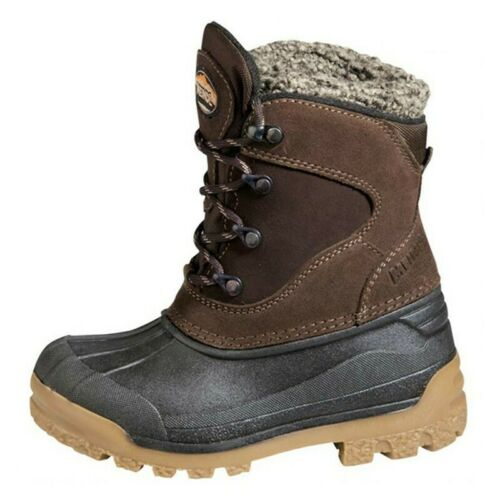 Meindl Sölden Junior 3000 Kids Winter Boots Canadian Boot Dark Brown