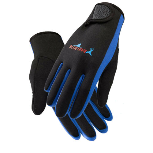 1.5mm Fashion Scuba Diving Gloves Surfing Spearfishing Snorkeling Warm Gloves