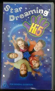 Hi-5-Star-Dreaming-VHS-VIDEO