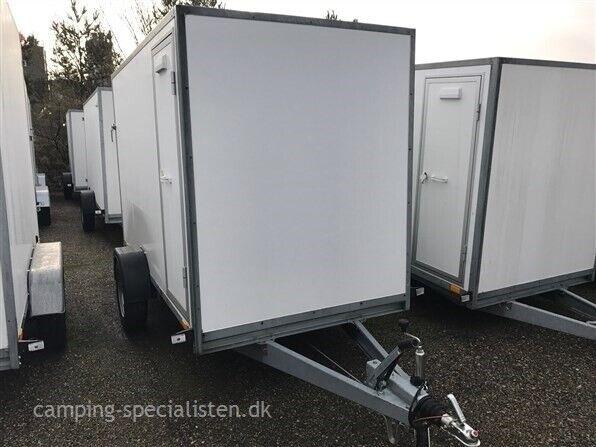 Trailer, Selandia Cargo trailer 1330 HD 1300 kg, lastevne