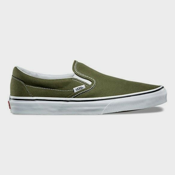 Vans Classic Slip-On Men's Winter Moss Skate Shoes Men's Slip-On Size 10 $75 965796
