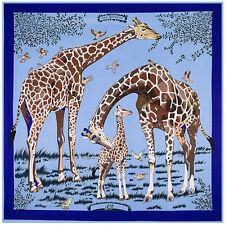 "Women's Chic Giraffe Shawl with Euro Fashion Printed Scarf Wraps 51""*51"""