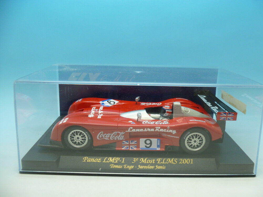 Fly Panoz LMP 1 A221, no9 Coca Cola, mint boxed unused