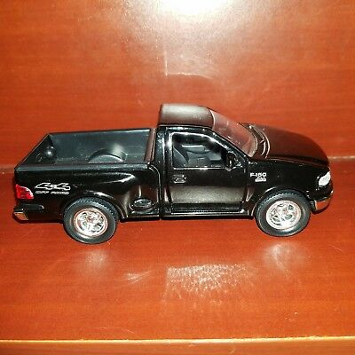 Sunnyside 1997 Ford F 150 Pickup 1 40 Black Diecast Ss 5604 Ebay