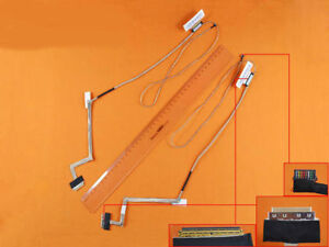 Lenovo-P500-Z500-amp-Z505-40-pin-LCD-LED-Video-Screen-Cable-with-P-No-DC02001MC10