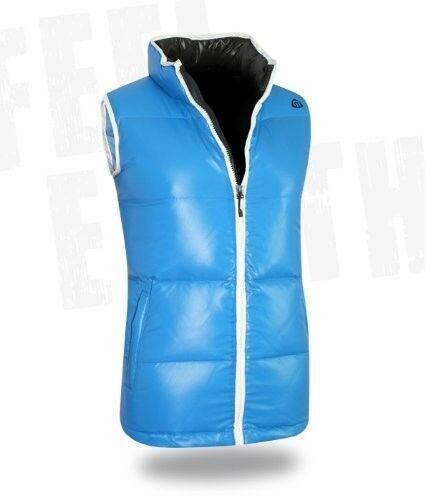 Nordblanc Aspen Gilet Sportive Donna Gilet Piumino Gilet nero blu 36-42