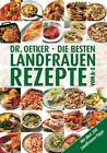 Die besten Landfrauenrezepte von A-Z von Dr.Oetker (2016, Gebundene Ausgabe)