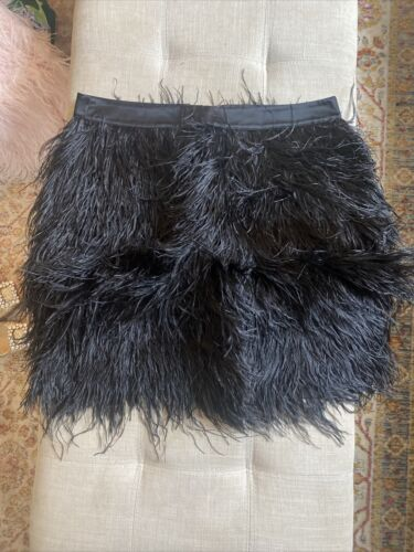 Kate Spade Madison Ave Collection Ostrich Feather