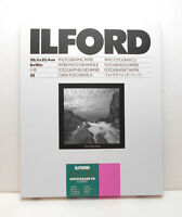 Ilford Multigrade 8x10 Photographic Paper 25 Sheet (glossy Finish)