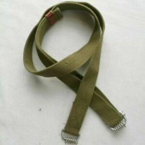 Details about Surplus Chinese Military Universal Gun Sling Canvas Webbing  Strap up to 130cm