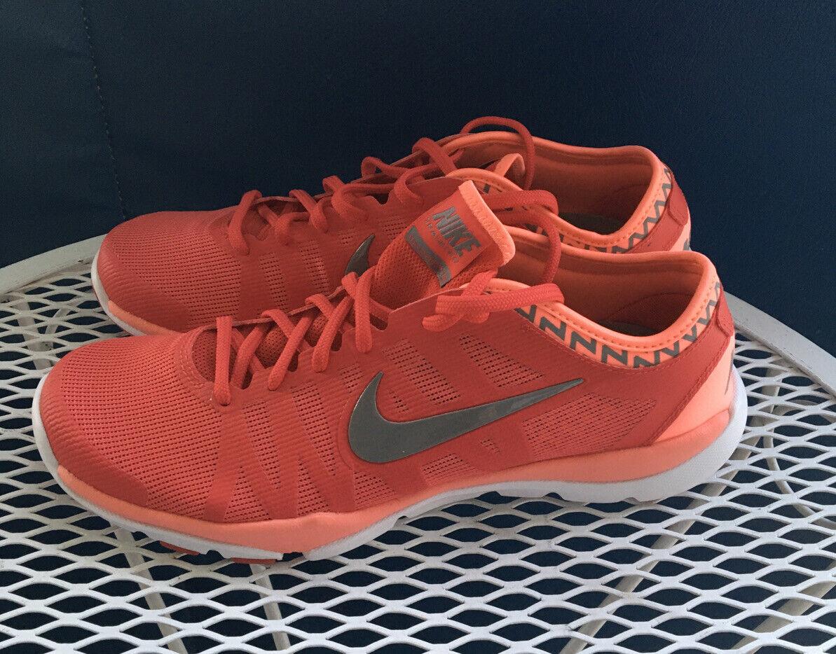 Aviación Eso abdomen  Nike Womens Flex Supreme TR 3 Cross Training Womens Shoes 683138 602 Size  11 EUC for sale online