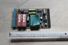 Taktüberwachungseinheit AEG E3 R5 SVE 25026-002-000R Leiterplatte Board #AS-A05
