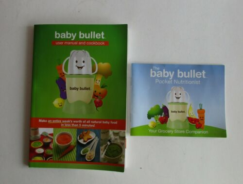 Magic Baby Bullet BB-101 Food Blender Processor Replacement Parts Choice Clean