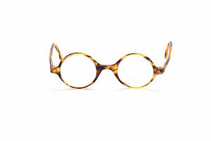 BRAUN-CLASSICS-Mod-07-round-acetate-eyeglasses-in-brown-in-38-16mm-BC7