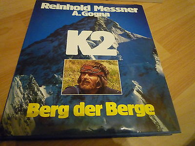 Reinhold Messner---k2-berg Der Berge Fixing Prices According To Quality Of Products Other Climbing & Caving