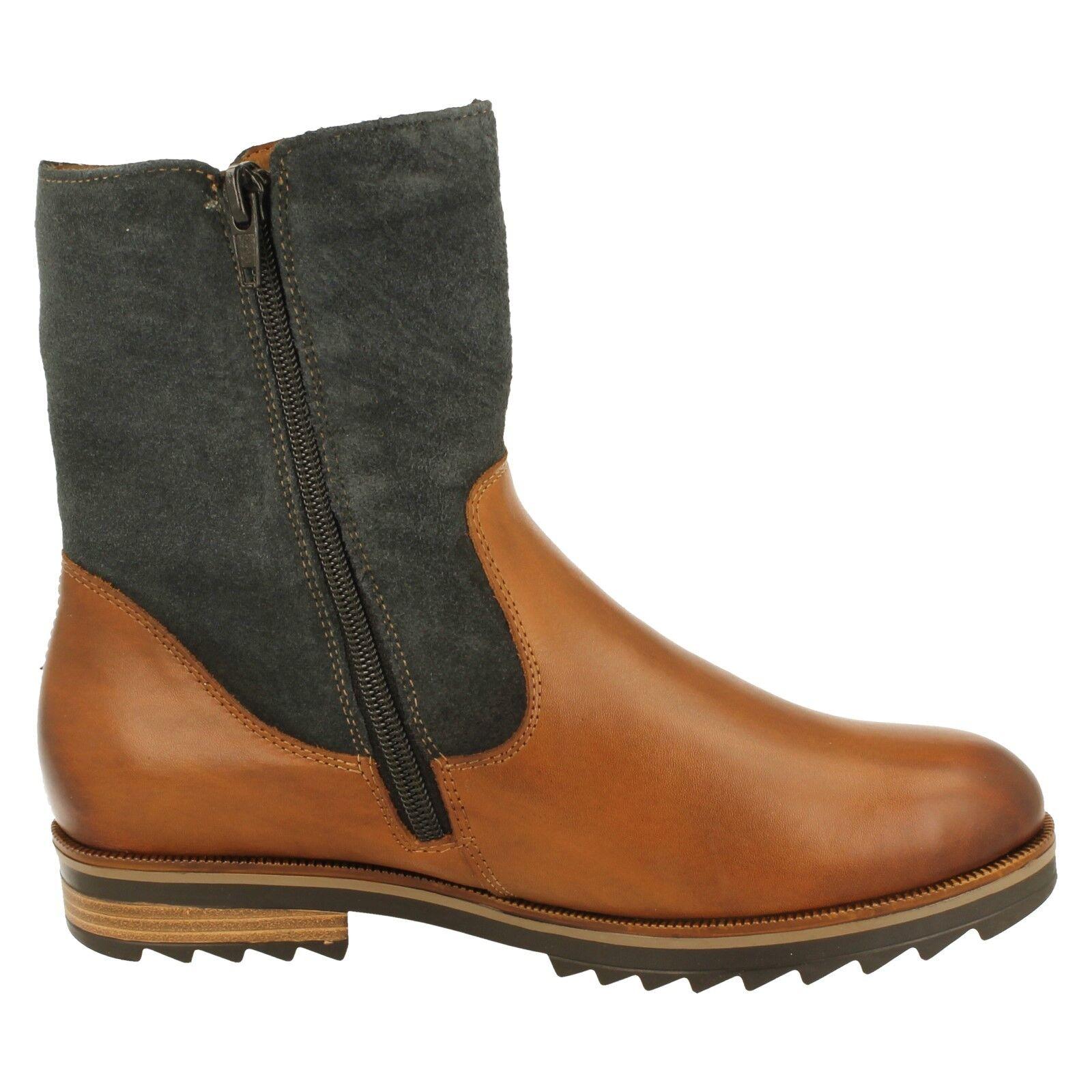 Ladies R2290 Remonte Fleece Lined Ankle Boots - R2290 Ladies 6c1979
