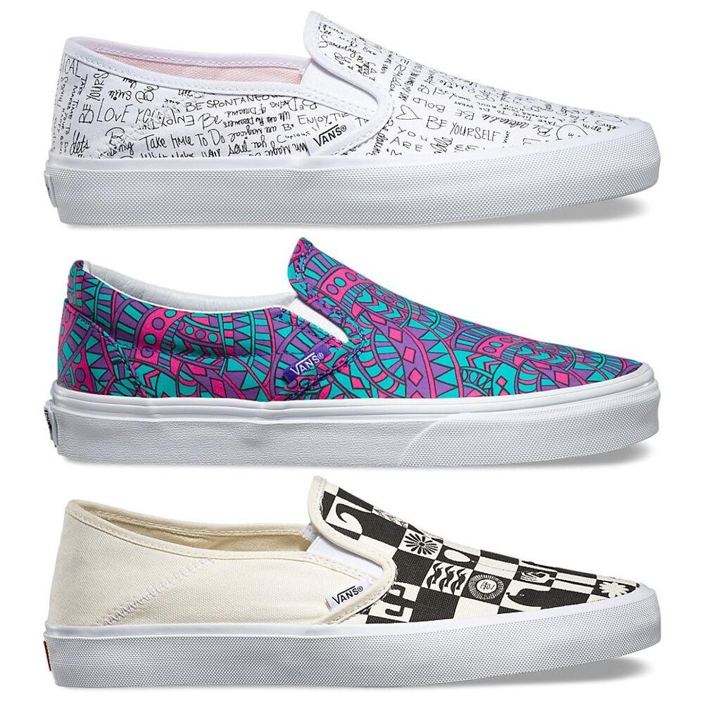 Zapatos promocionales para hombres y mujeres VANS Scarpe SHOES New