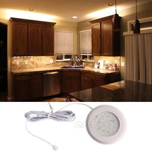 Dc 12v 24 Smd Led Kitchen Under Cabinet Light Home Under