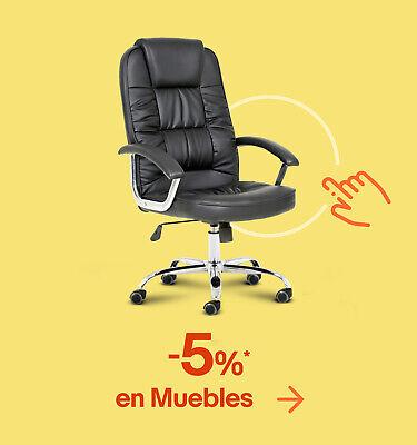 -5%* en Muebles