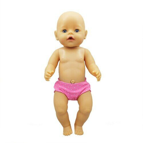 Swim Suit Fit For born 43cm Doll Clothes Doll Accessories For 17inch baby Doll