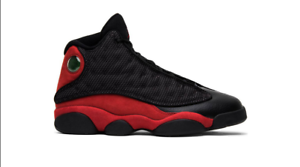 879a69d3dce Air Jordan Retro 13 Men's Shoes OG414571-010 Black/Varsity Red-White ...