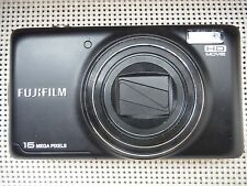 Fujifilm FinePix T SERIE T400 16.0MP Fotocamera Digitale - 10x Zoom-HD MOVIE-Nero