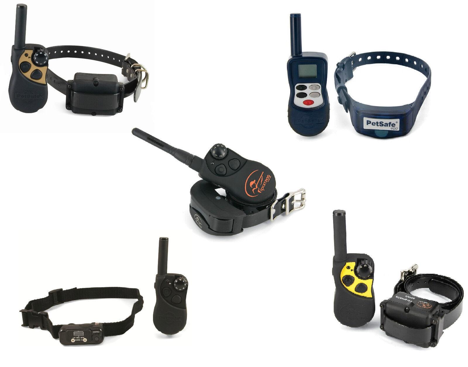 NOLEGGIO Petsafe Sportdog elettrocuzione ADDESTRAMENTO DEL CANE COLLARE ELETTRONICO DA .99 + deposito