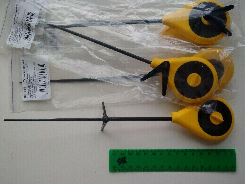 2 or 3 pcs ICE FISHING ROD Jig Vertical Mormyshka AXEL-FREE REEL light weight 1