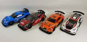 Deriva-control-de-Radio-Modelo-RC-coches-1-10-Escala-Nissan-BMW-Audi-Subaru-Ferrari-GTI