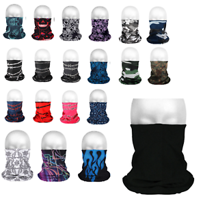 Multifunktionstuch-Schlauchschal-Halstuch-Mundschutz-Bandana-viele-Modelle