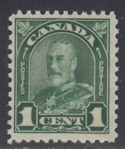 Canada-163-1-King-George-V-Arch-Issue-Mint-Never-Hinged-A