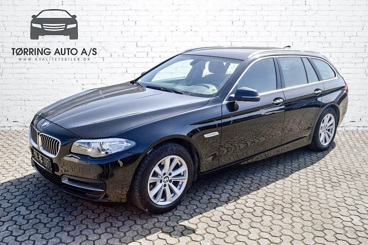 BMW 520d 2,0 Touring 5d - 329.900 kr.