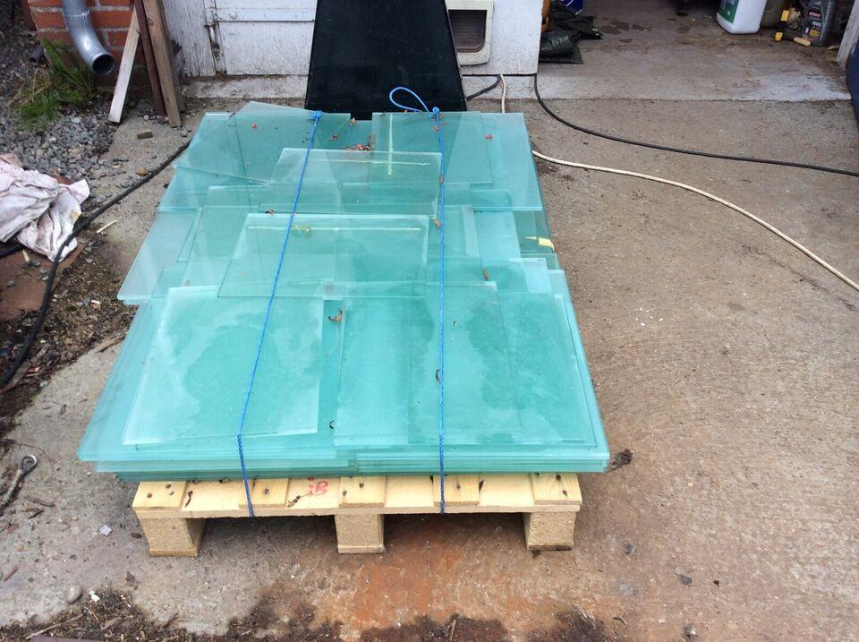 Glashylder, TEMPERED GLASS