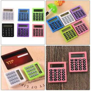 Protable-Pocket-Mini-Electronic-Calculator-Student-School-Office-Supplies-New