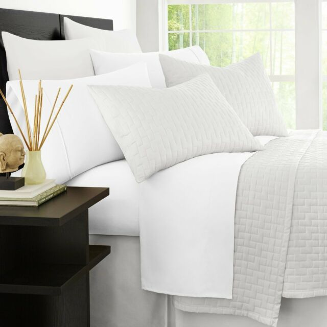 Zen Bamboo Luxury Bed Sheets   Eco Friendly, Hypoallergenic And Wrinkle