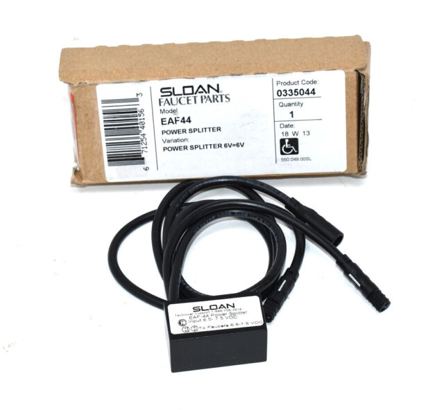 Sloan EAF44 Power Splitter