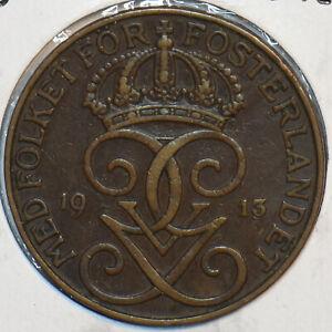 Sweden-1913-5-Ore-196059-combine